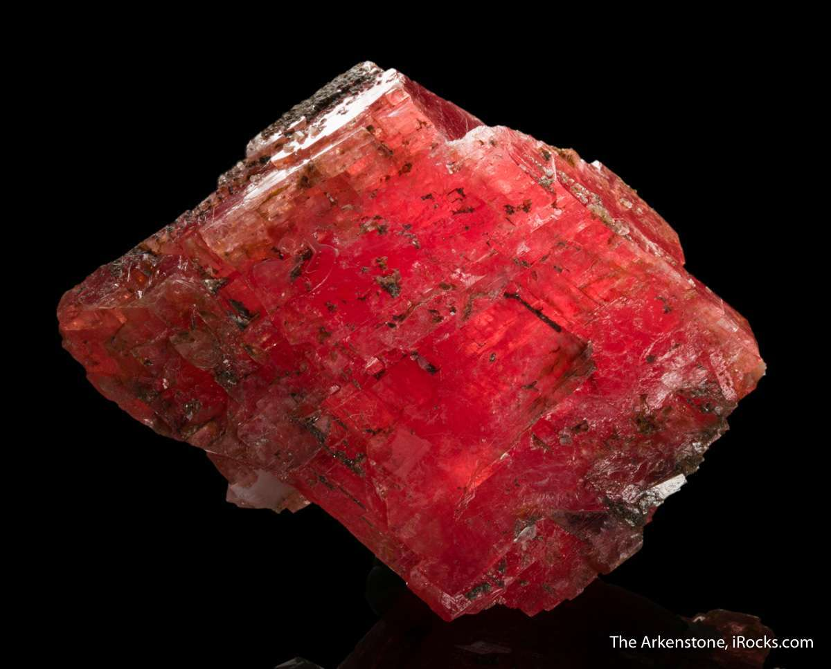 Rhodochrosite specimens Climax Mine rare management policies