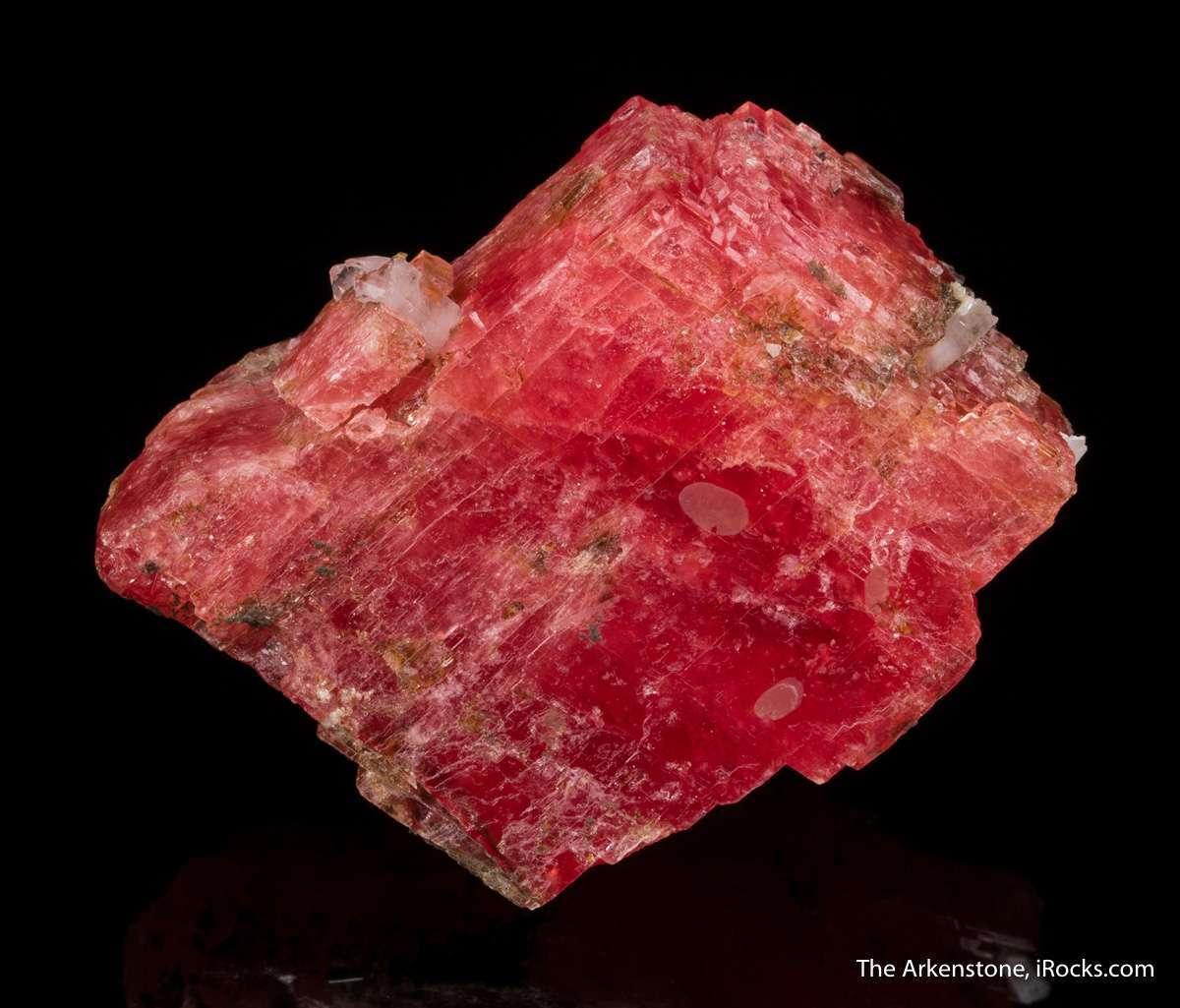 Rhodochrosite specimens Climax Mine rare management policies