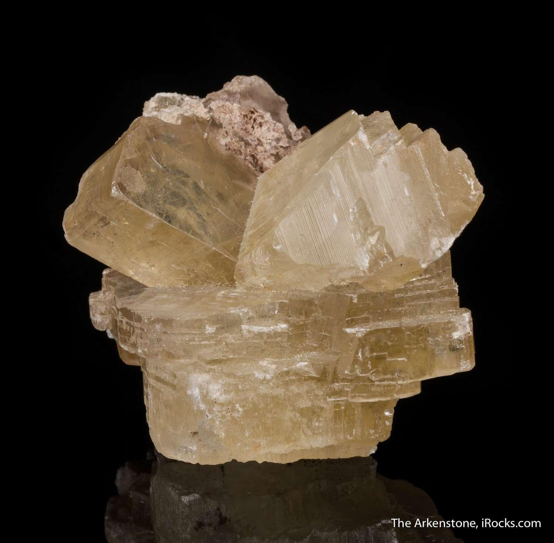 Unlike phosgenites important old lead mining district beautifully