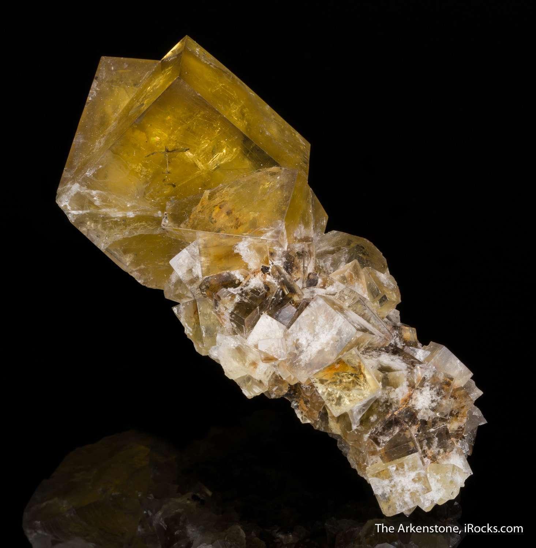 Hilton Mine yellows coveted fluorites fluorite pantheon obvious