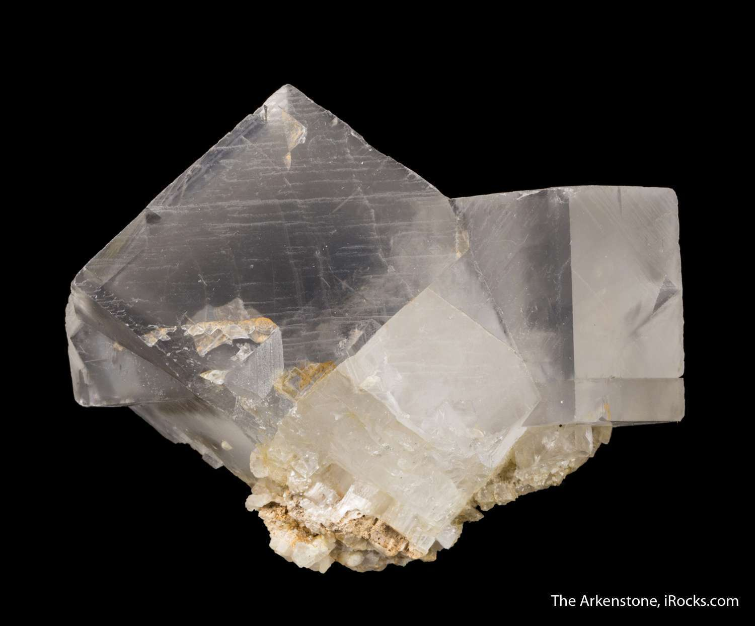 Sculpturally emplaced smaller dolomite crystals glassy gemmy