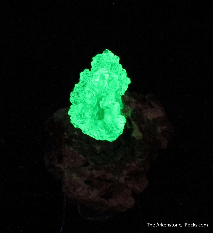 Lovely aesthetics brilliant luster highlight 2 5 cm flower Hyalite