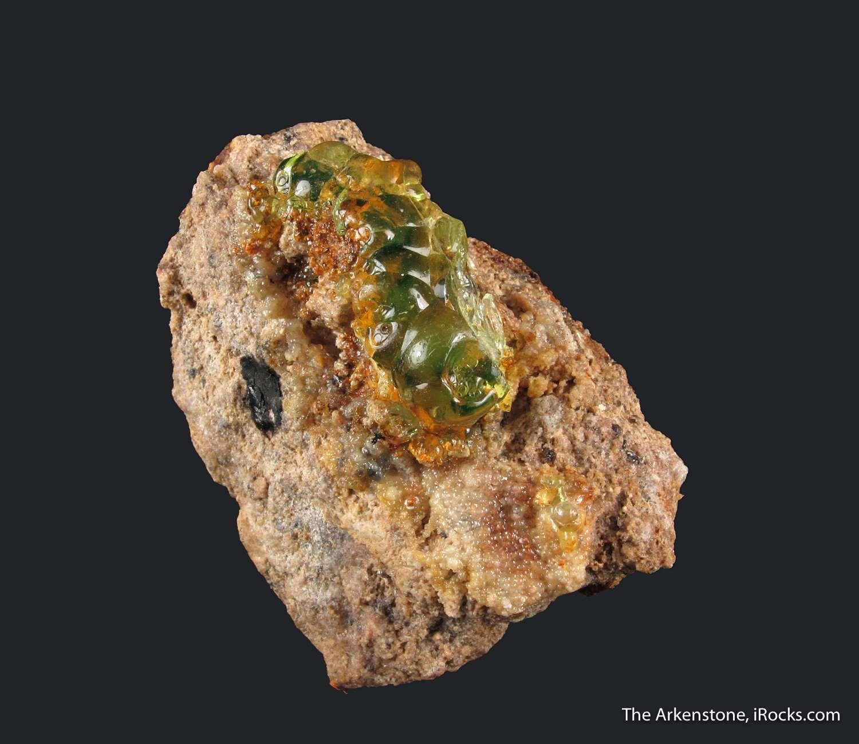 Nice 2 4 cm bead gemmy super lustrous Hyalite Opal Zacatecas