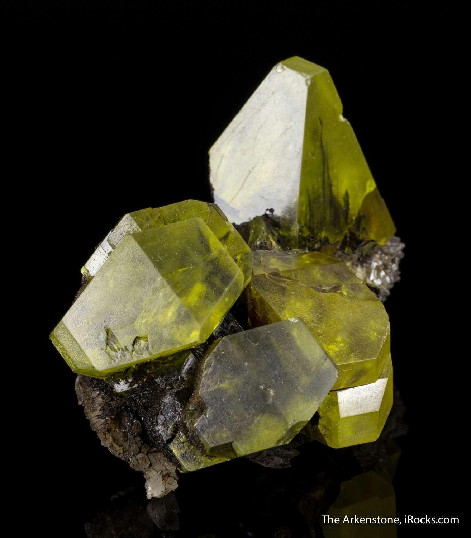 Sulfur - JWL14C-12 - Yavorovskoe - Ukraine Mineral Specimen |Sulfur Mineral
