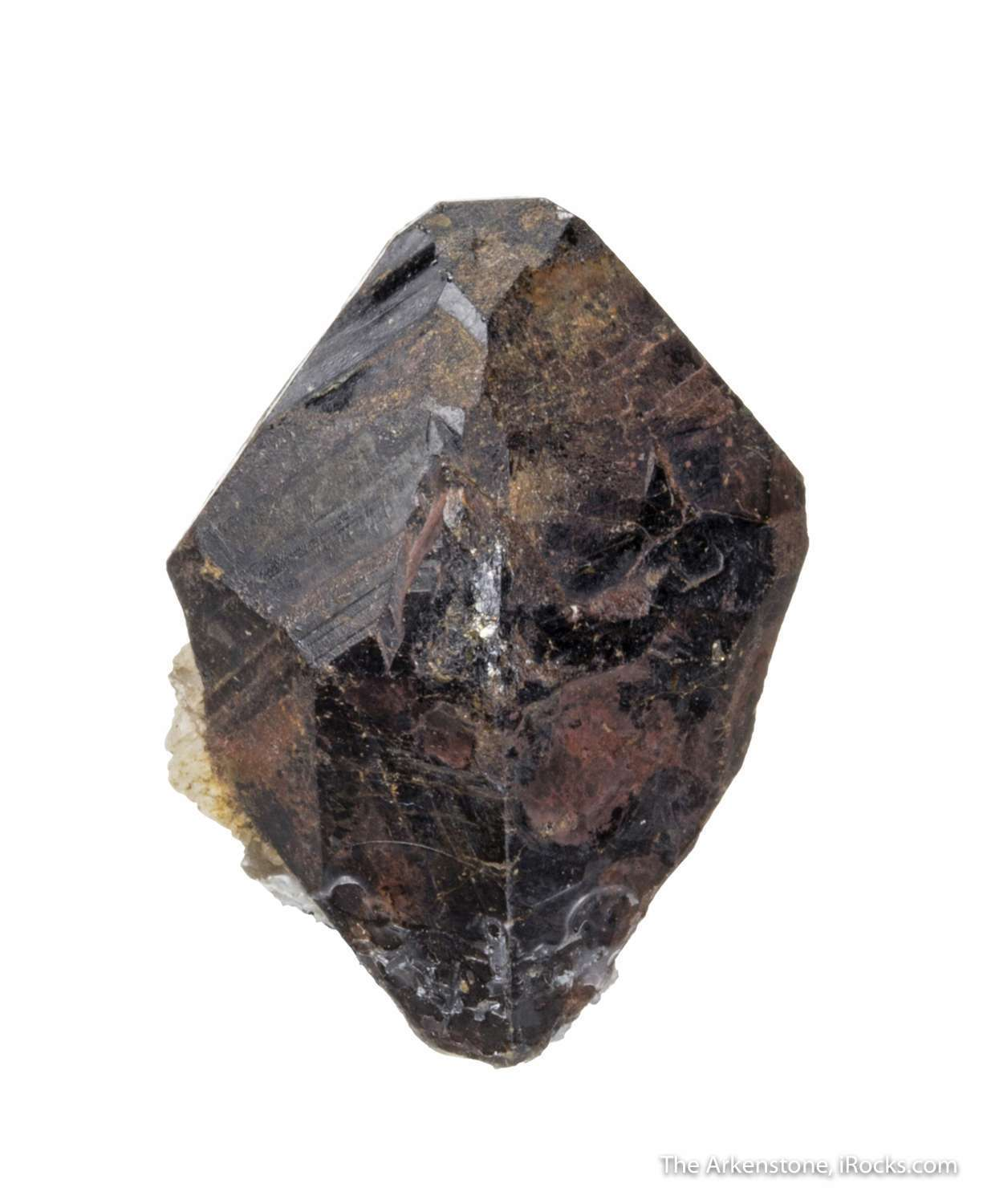 This monazite crystal rare earth phosphate classic old REE enriched