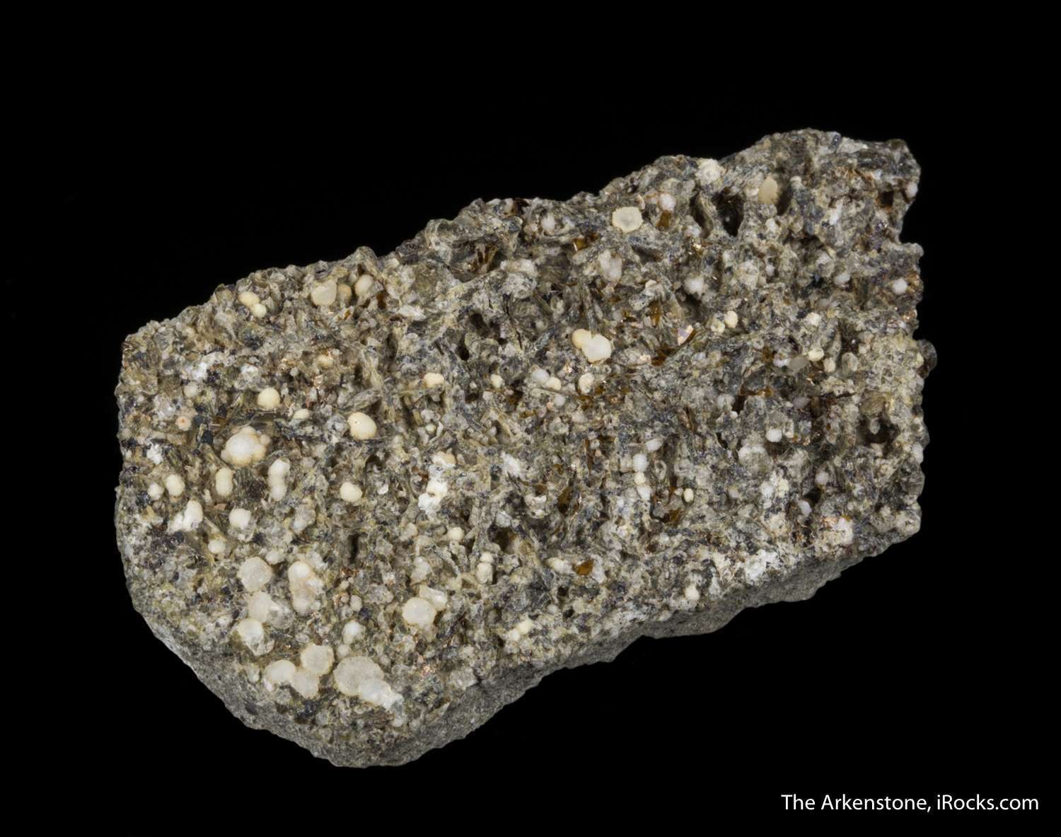 From type locality San Venanzo quarry exceedingly rare hydrated