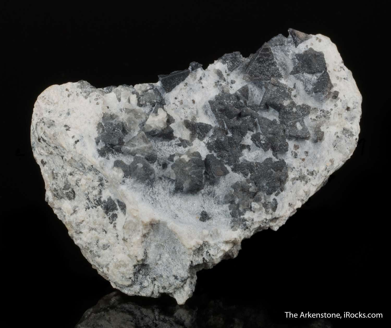 A rare museum sized large display specimen sharp zunyite crystals