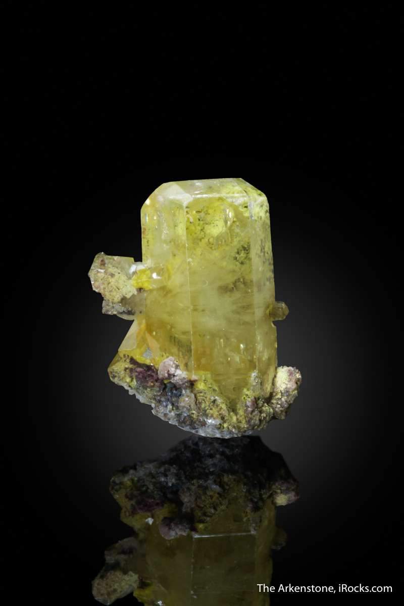 From famous 1971 Gem Pocket crystals finest mimetites existence terms