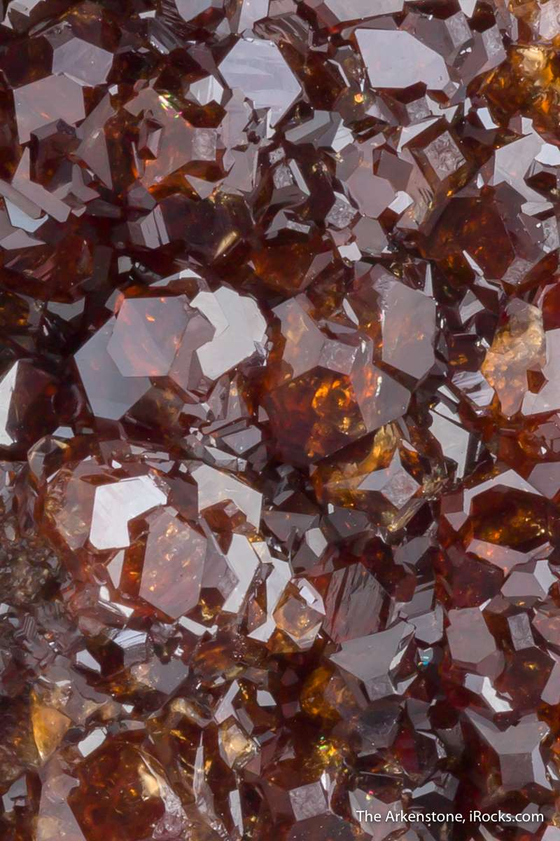 Garnet Washington state holy grails collecting USA classics simply