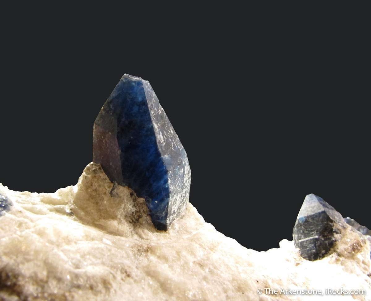 Perched aesthetically marble matrix formed Afghanite crystals lustrous