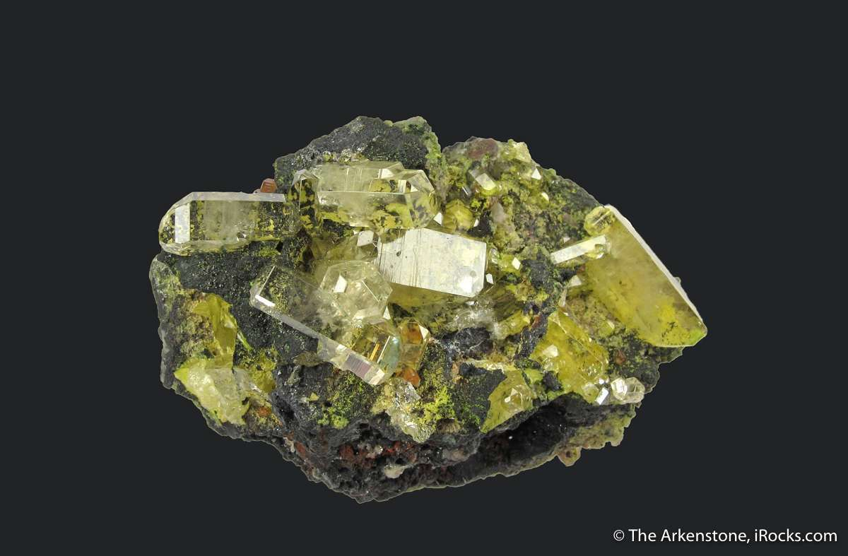 From 1971 Gem Pocket A fine specimen Tsumeb s famous finds The