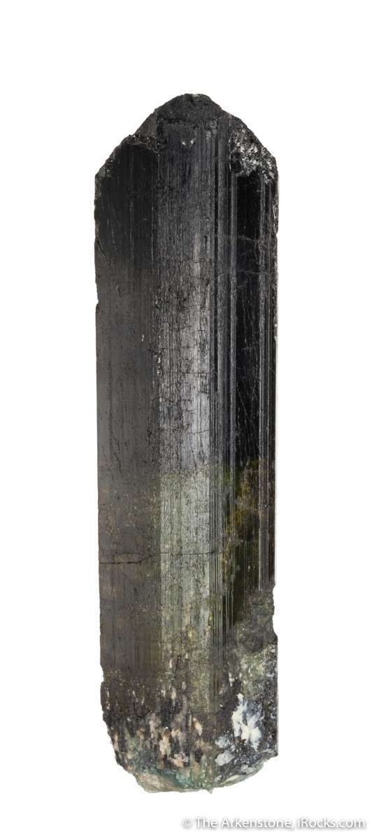 A significant Canadian mineral specimen nearly 4 inch tall crystal