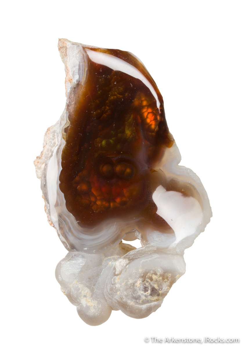 It looks like opal These famous agates best flash opals confused opal