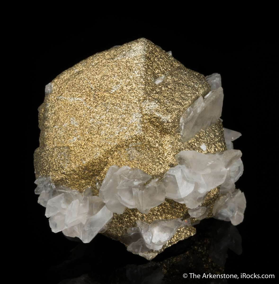 Just beautiful specimen pyrite microcrystals thick look painted atop