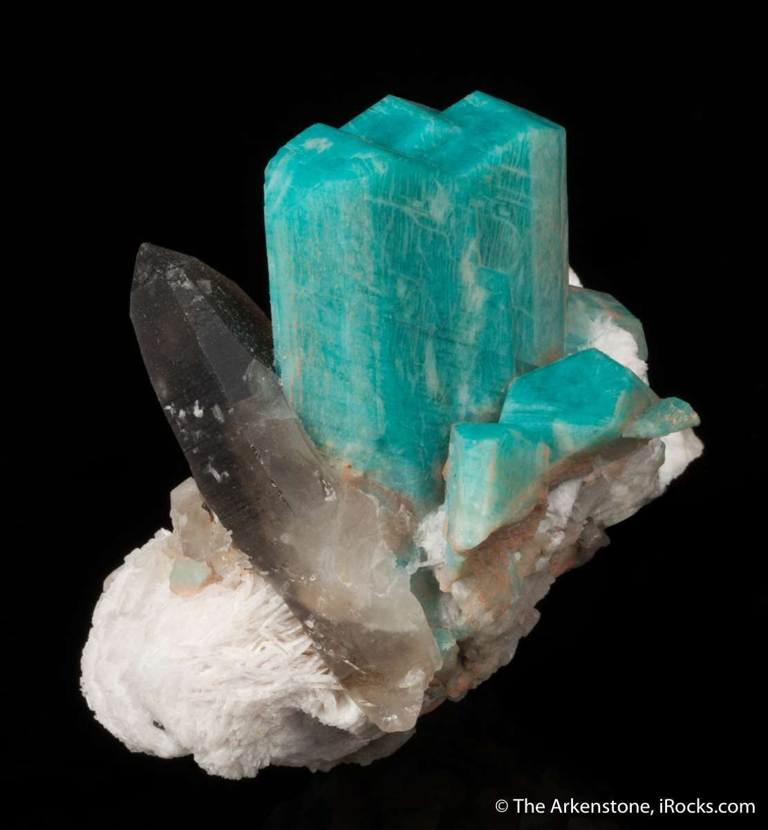 A classic balanced combination big minerals locality unusual aesthetic