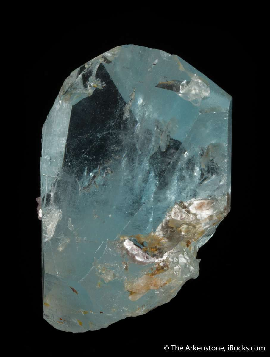 The single famous pocket Blue Topaz earth surely came 1969 pocket