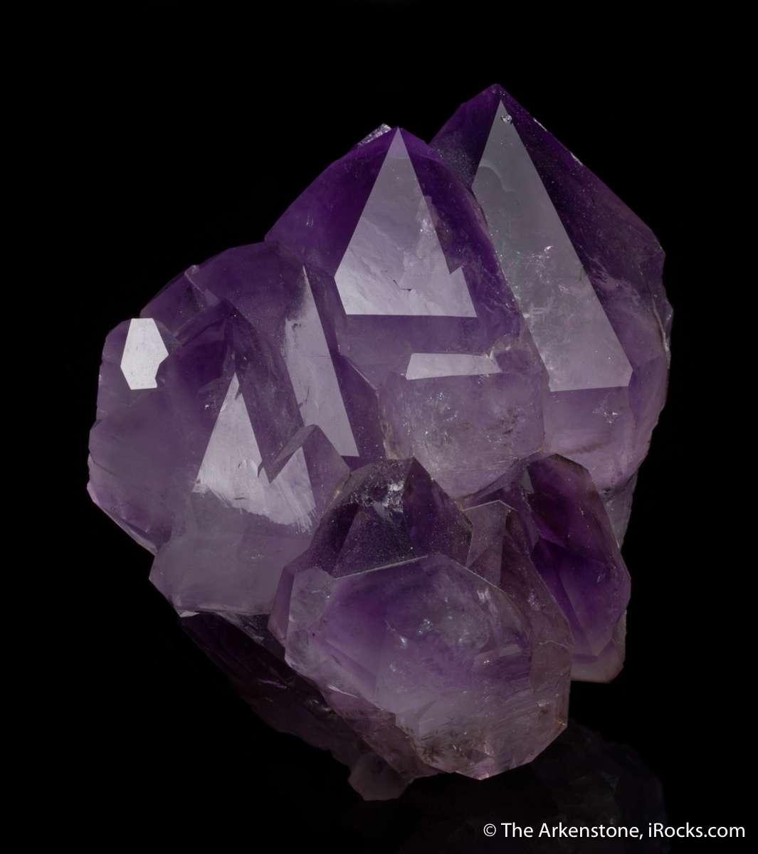 Stunning luster grape jelly color mark best classic USA quartz