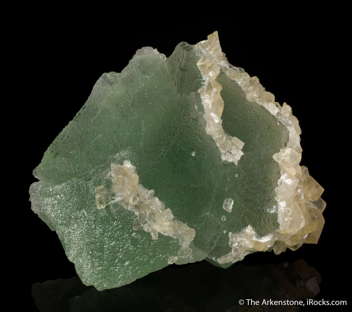 Rock Candy Mine produced best Canadian fluorite decades ago 1970s