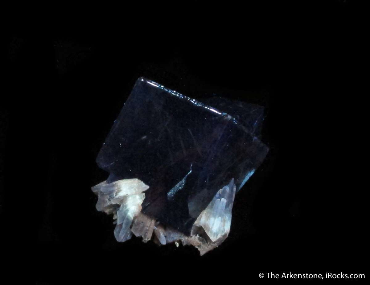 Outstanding pair gemmy Fluorites famous Cave Rock district southern