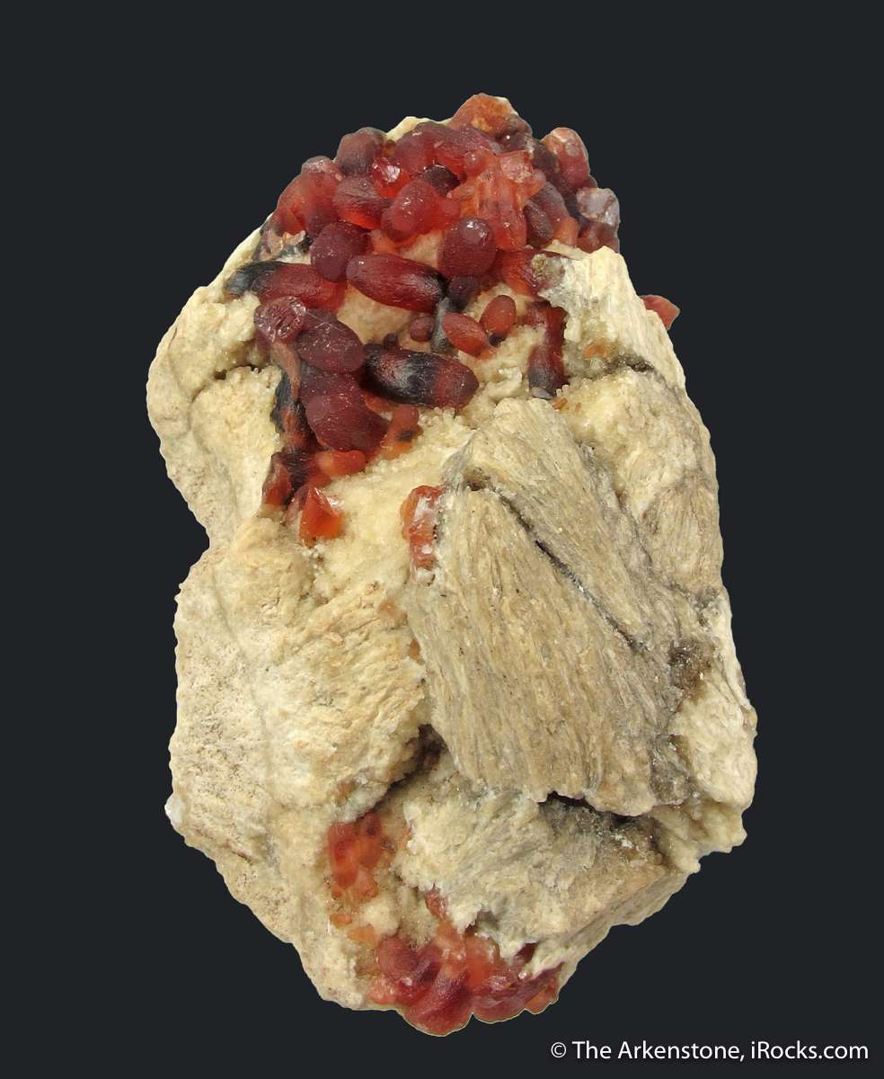 Rhodochrosites ancient iron manganese mines area German classics small