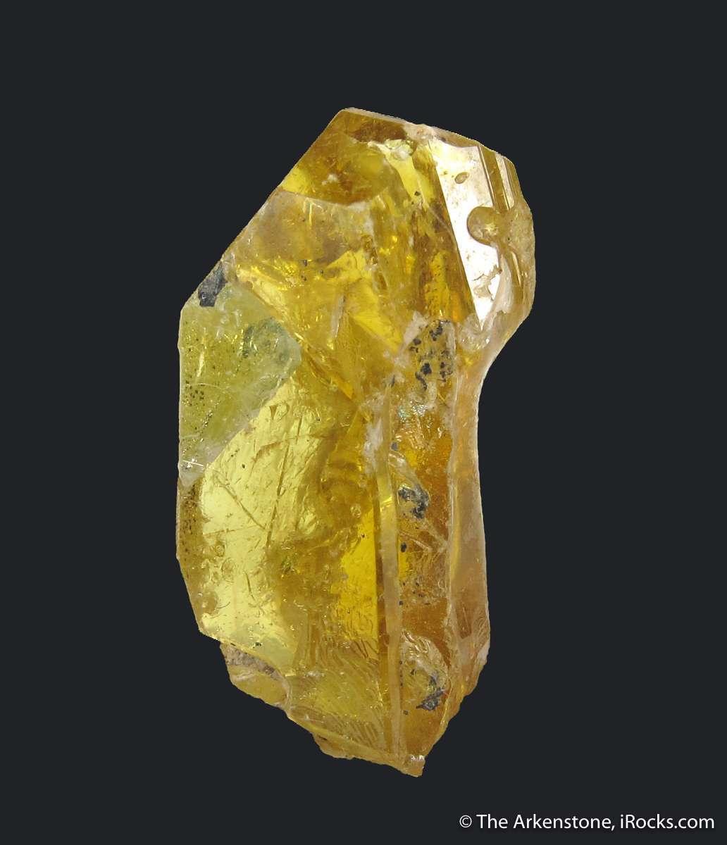 Very rare Nepal totally gemmy Sphalerite nice matter location The