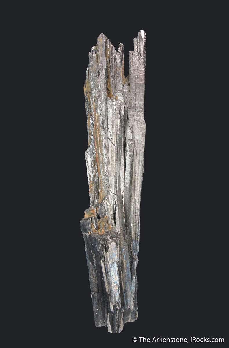 A Stibnite specimen large significant California I seen bigger sale