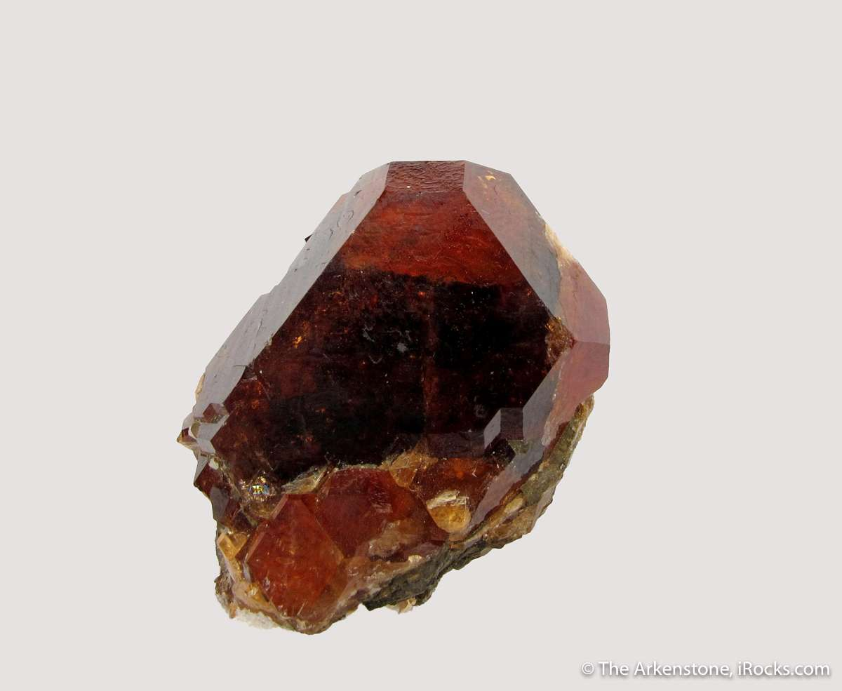 An important USA specimen great provenance This crystal HUGE locality