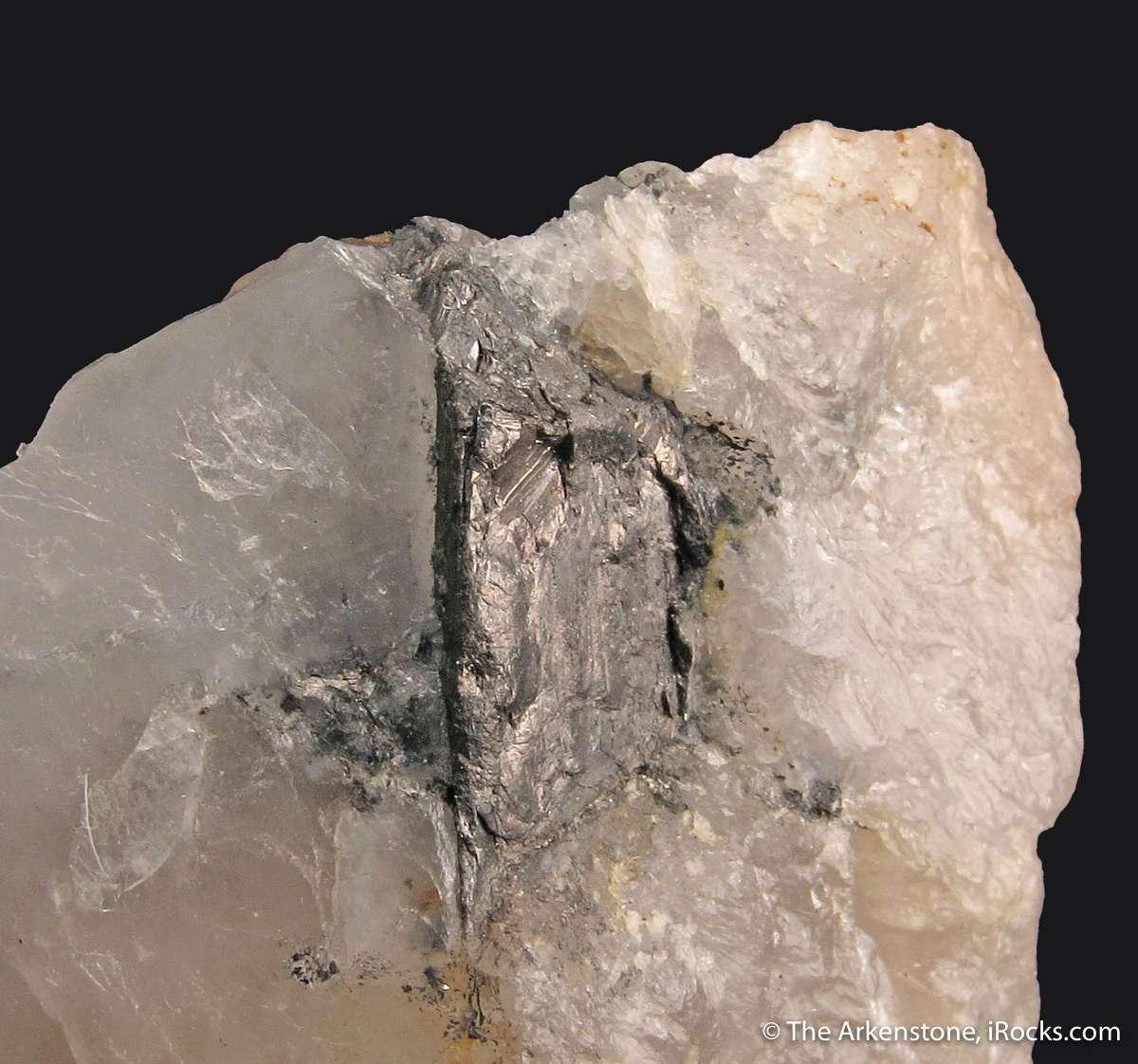 Tetradymite uncommon bismuth tellurium sulfosalt exceptional specimen
