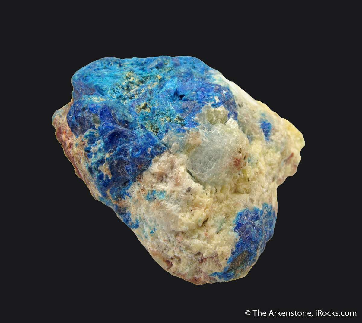 A rare lead copper chloride Diaboleite great treasures surprisingly