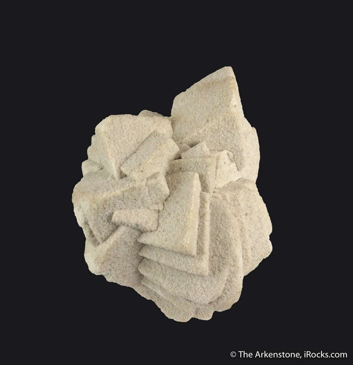 Fontainebleau France noted locality amazingly sculptural specimens