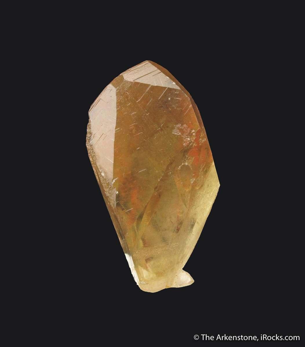 Found July 1961 210 meter level Caecilia Mine gemmy Fluorite rare 731