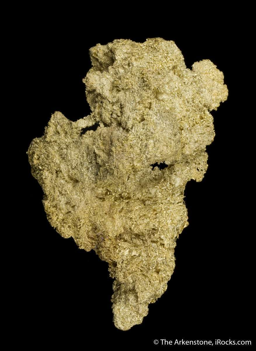 Weighing 93 grams approx 3 ounces gold specimen significant locality