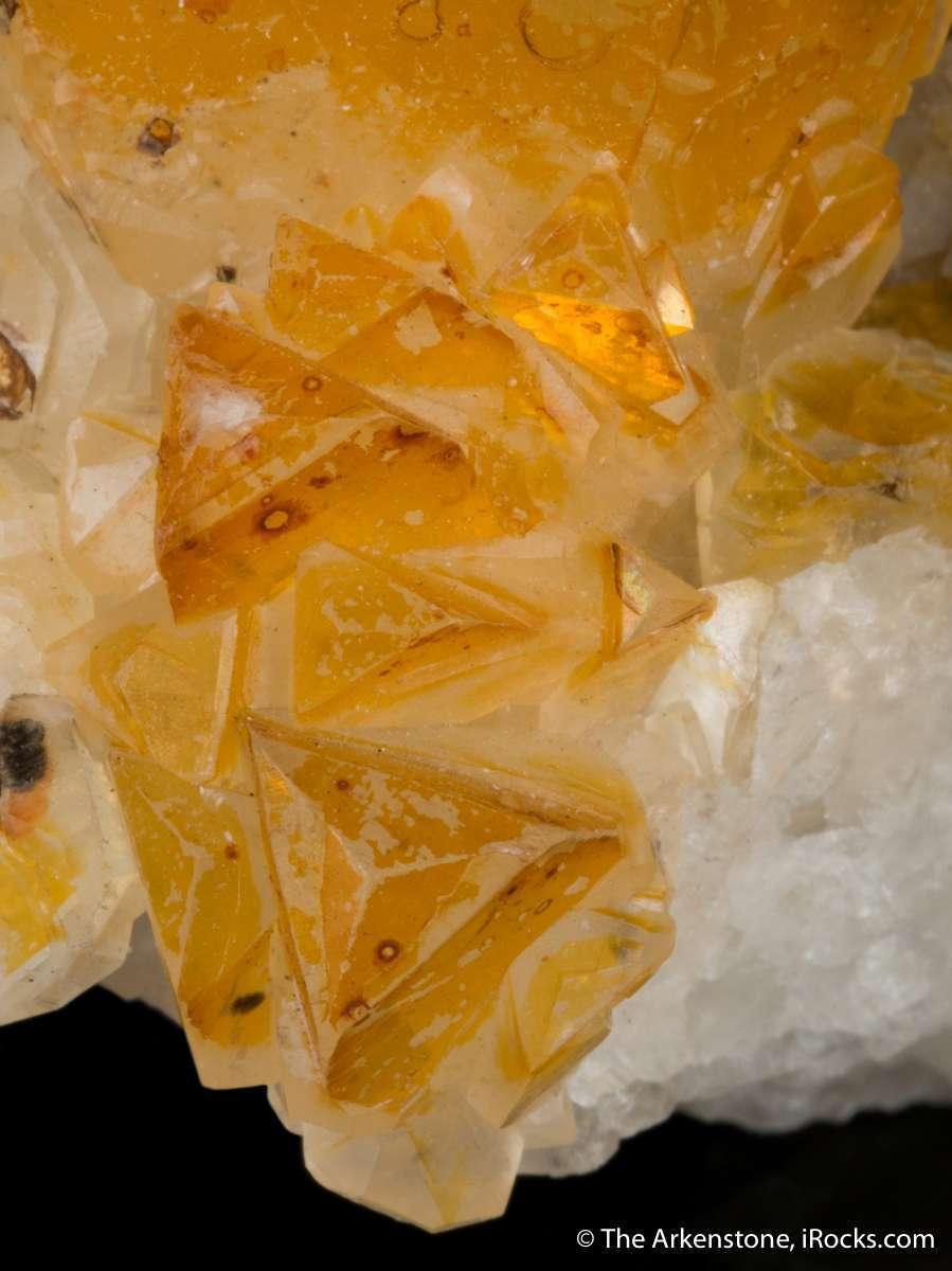 Tsumeb produced fabulous range style sand colors calcite I seen