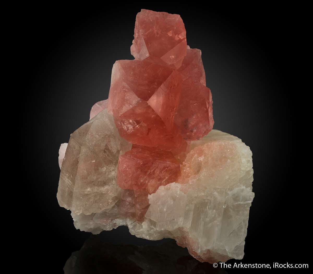 This single glacial area France arguably produced best pink fluorites