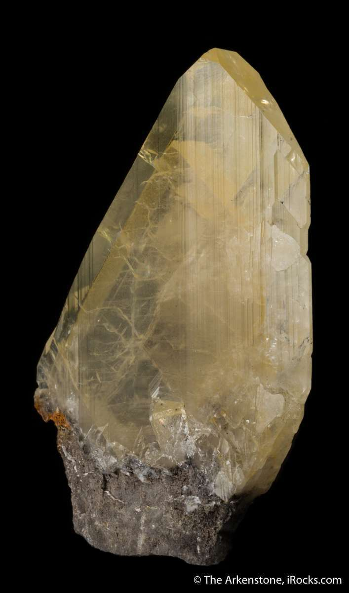 This SIGNIFICANT example rare lead species fine crystals large size
