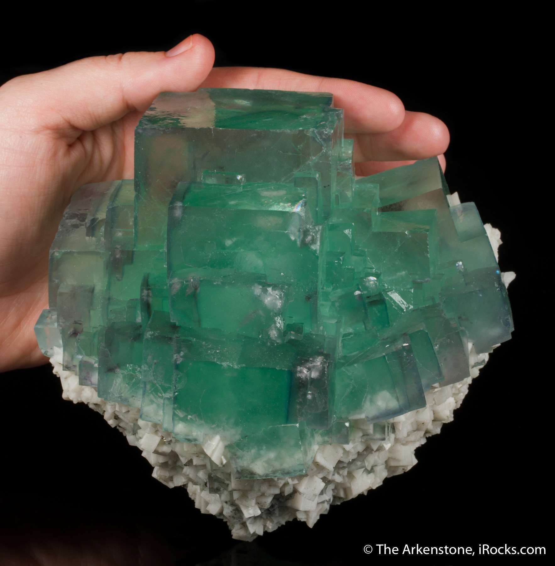 Yaogangxian produced significance way fluorites recent years This came